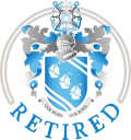 Retired Logo
